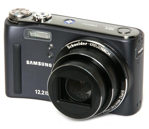 Samsung WB550 (Foto: Divulgação)