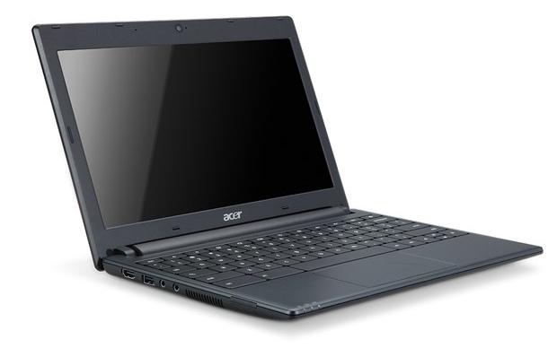 Acer Chromebook (Foto: Divulgação)