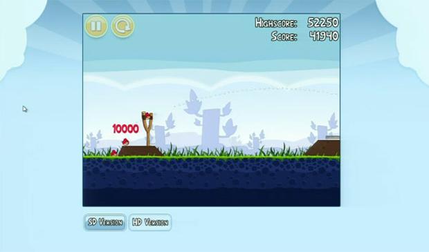 Angry Birds para Chrome OS (Foto: Divulgação)