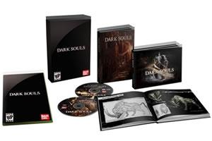 Ed. de colecionador de Dark Souls (Foto: Divulgação)