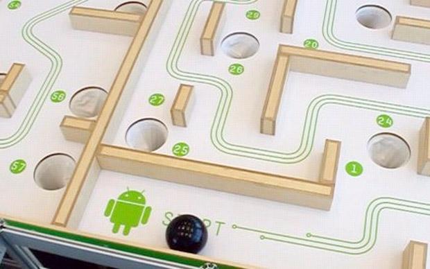 Labirinto Google (Foto: Reprodução)