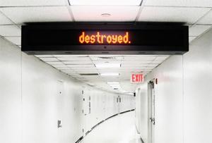 Destroyed, novo álbum do Moby (Foto: Divulgação)