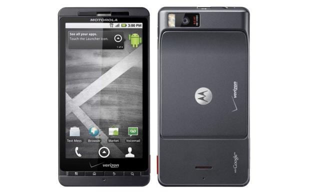 Smartphone Motorola será lançado pela Verizon (Foto: Divulgação)