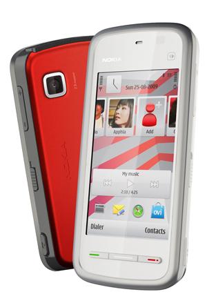 Nokia 5230 (Foto: Divulgação)