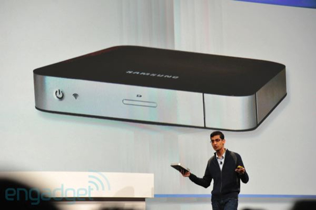 Samsung Chromebox (Foto: Engadget)