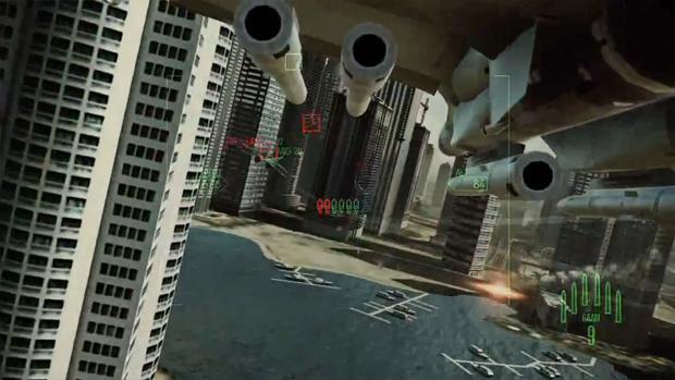 Ace Combat Assault Horizon (Foto: Divulgação)
