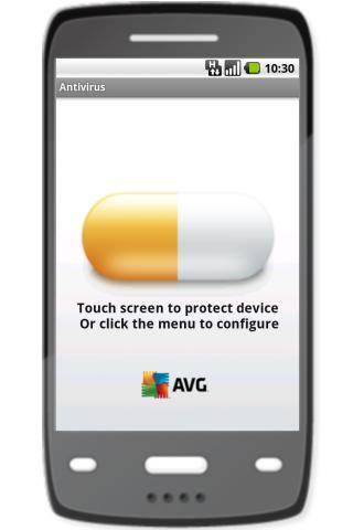 Anti-vírus Free, da AVG, para Androids (Foto: Divulgação)