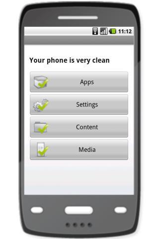 Fazendo a verificação do seu smartphone (Foto: Divulgação)