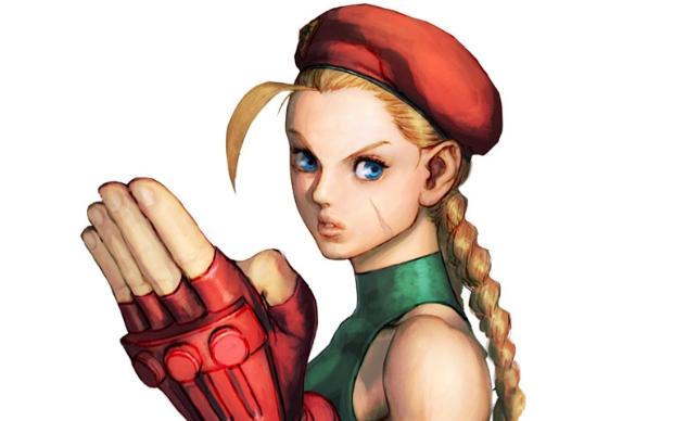 Cammy em Street Fighter IV (Foto: Divulgação)