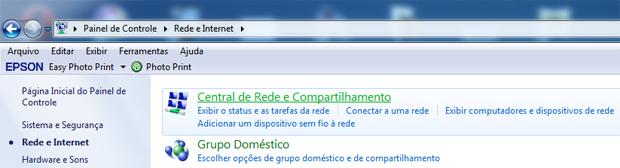 Configuração do IP fixo (Foto: Reprodução/TechTudo)