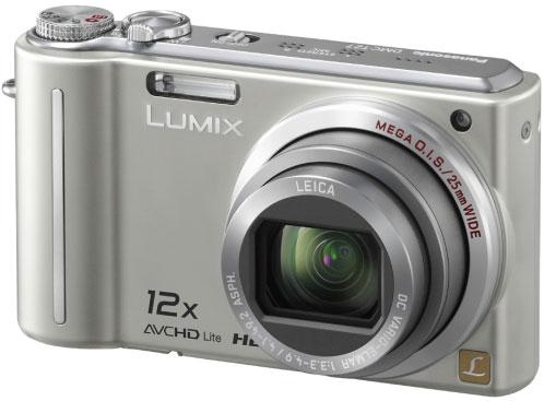 Lumix DMC-ZS3 (Foto: Divulgação)