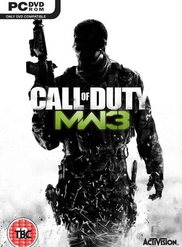 Suposta capa de Call of Duty: Modern Warfare 3 (Foto: Divulgação)
