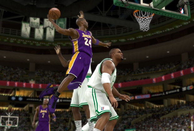 NBA 2K11 (Foto: Divulgação)