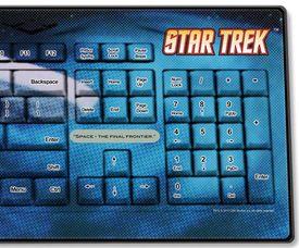 """The Original Series """"Crew"""" Keyboard (Foto: Divulgação)"""