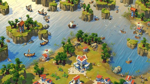 Age of Empires Online (Foto: Divulgação)