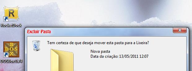 Alterando a fonte das janelas do Windows (Foto: Reprodução/TechTudo)