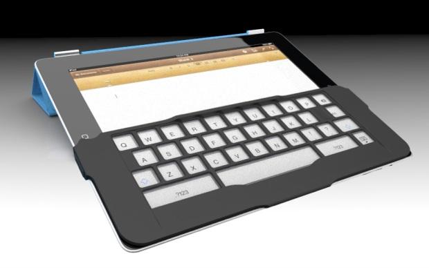 iKeyboard para iPad. (Foto: Divulgação)