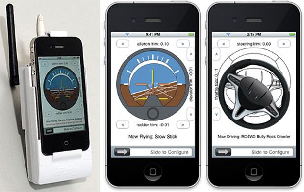 Aplicativo transforma iPhone em controle remoto (Foto: Divulgação)