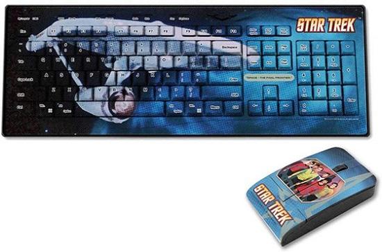 """The Original Series """"Crew"""" Keyboard. (Foto: Divulgação)"""