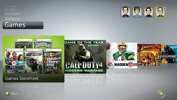Novidades Xbox 360 (Foto: Divulgação)