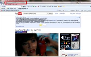 Copie a URL da barra de navegação (Foto: Reprodução)