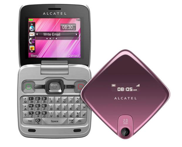 Alcatel 808 (Foto: Divulgação)