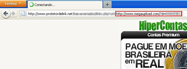Link no final da URL (Foto: Reprodução/TechTudo)