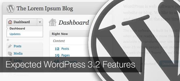 Wordpress 3.2. (Foto: Divulgação)