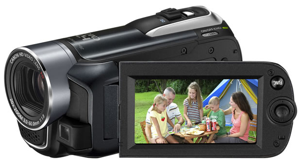 Canon HF S21 (Foto: Divulgação)