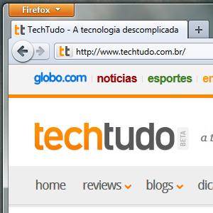 Firefox 4 (Foto: Reprodução/Helito Bijora)
