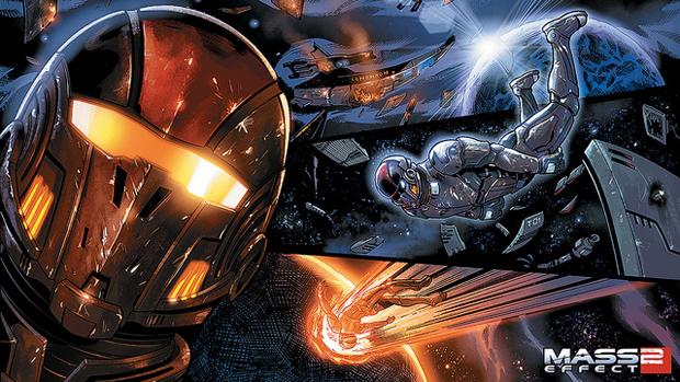 Mass Effect 2: Genesis (Foto: Divulgação)