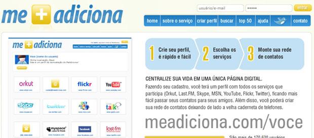 Me Adiciona (Foto: Reprodução)