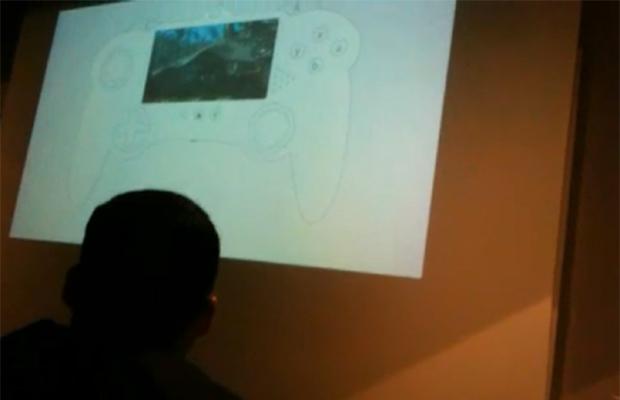 Vídeo com suposta apresentação do Project Café (Foto: Divulgação)
