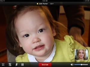 Yahoo Messenger no iPad 2 (Foto: Divulgação)