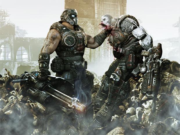 Gears of War 3 (Foto: Divulgação)