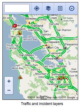 Google Maps mobile (Foto: Divulgação)