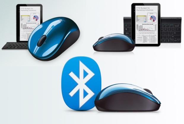 Mouse Logitech para tablets (Foto: Divulgação)