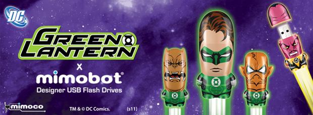 Mimobot do Lanterna Verde (Foto: Divulgação)