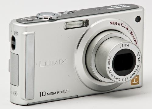 Panasonic Lumix DMC-FS5 (Foto: divulgação)