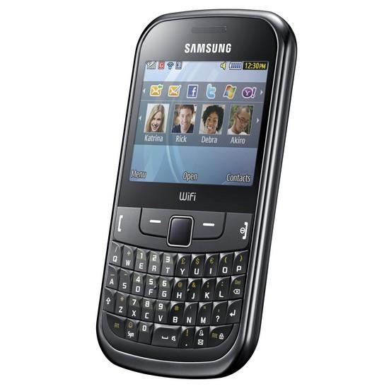 Samsung Ch@t 335 2 (Foto: divulgação)