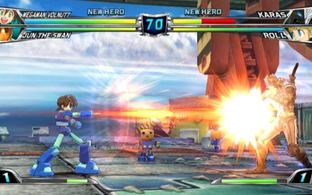 Tatsunoko vs. Capcom (Foto: Divulgação)