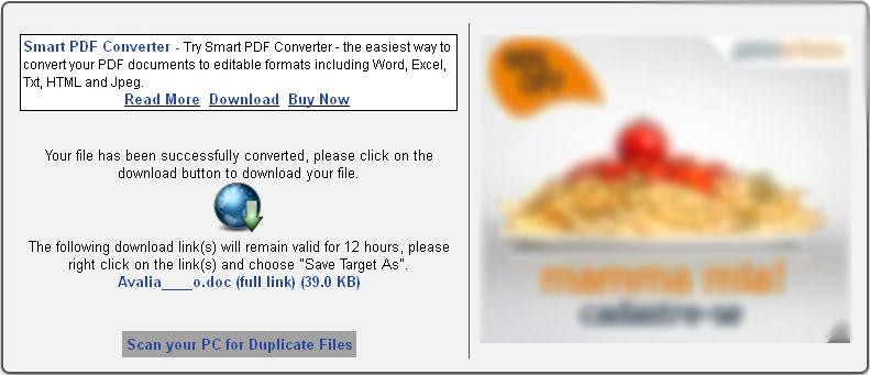 Free File Converter (Foto: Reprodução/TechTudo)