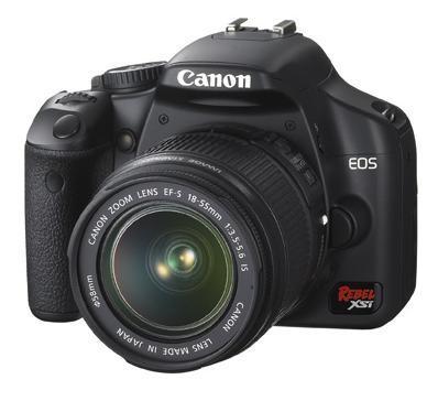 Canon SXi (Foto: Divulgação)