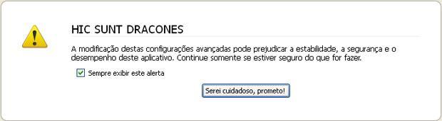 Acessando as configurações do Firefox (Foto: Reprodução/TechTudo)