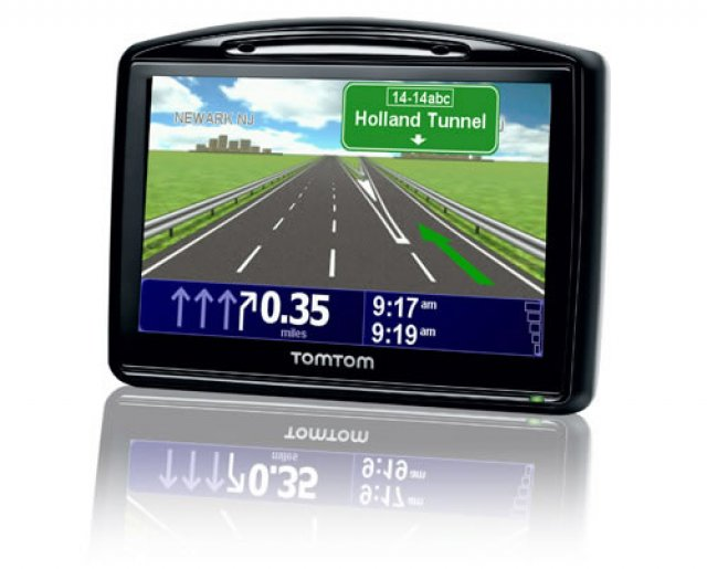 review gps tomtom go 630 techtudo. Black Bedroom Furniture Sets. Home Design Ideas