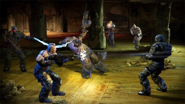 DLC de Bulletstorm chega um pouco atrasado para o PC, mas deve agradar os fãs (Foto: Destructoid)