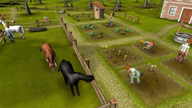 Family Farm (Foto: Divulgação)