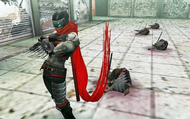 Shinobi para PlayStation 2 (Foto: Divulgação)
