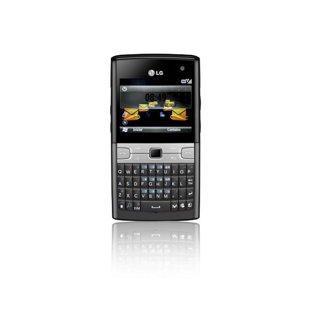 LG Hotmailphone (Foto: Divulgação)