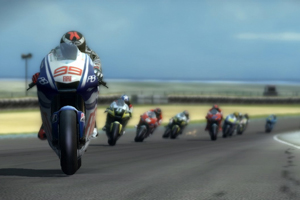 MotoGP 10/11 (Foto: Divulgação)